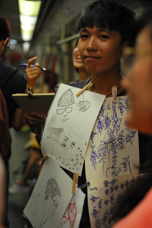 街頭藝術解放公共空間53