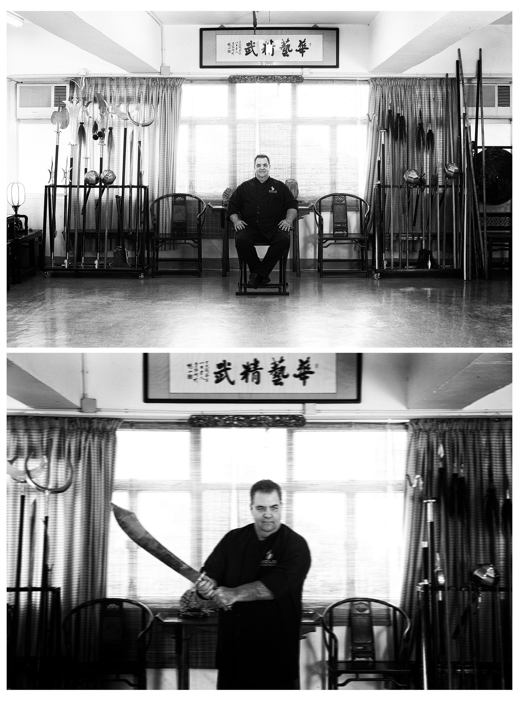 Harlan Goldstein最拿手煙燻及slow cook,愛好中國武術的他可會將仁心仁術放到慢煮哲學中?