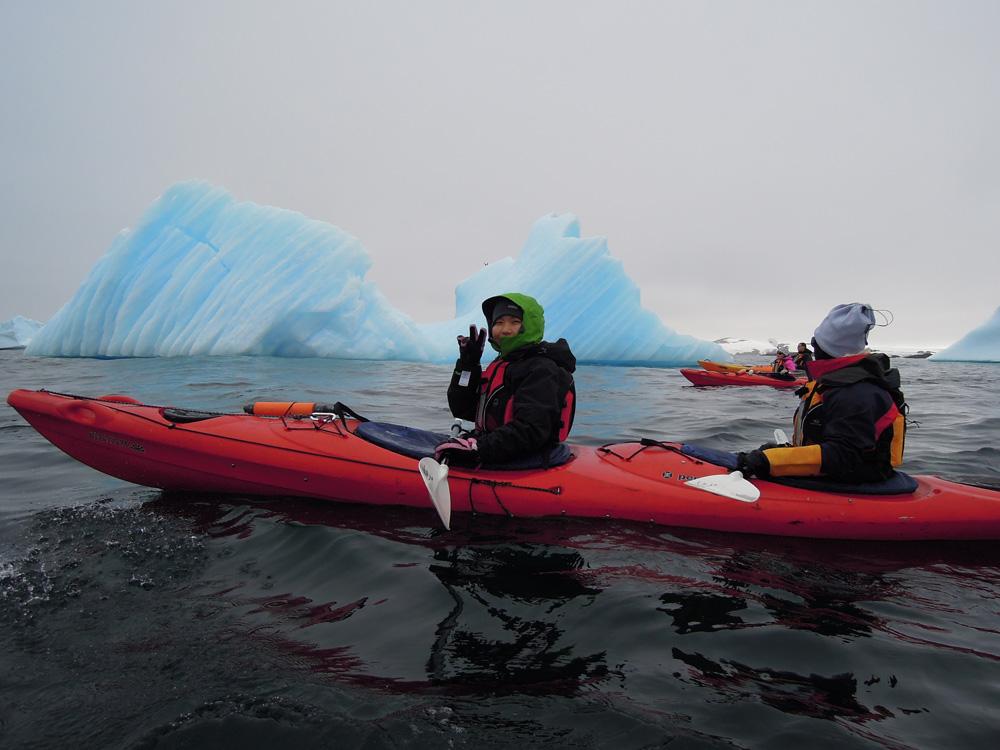 Gap Year:辭職去南極