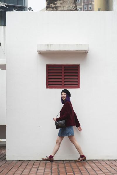 YouTube 分享打扮心得 - Tina Wong