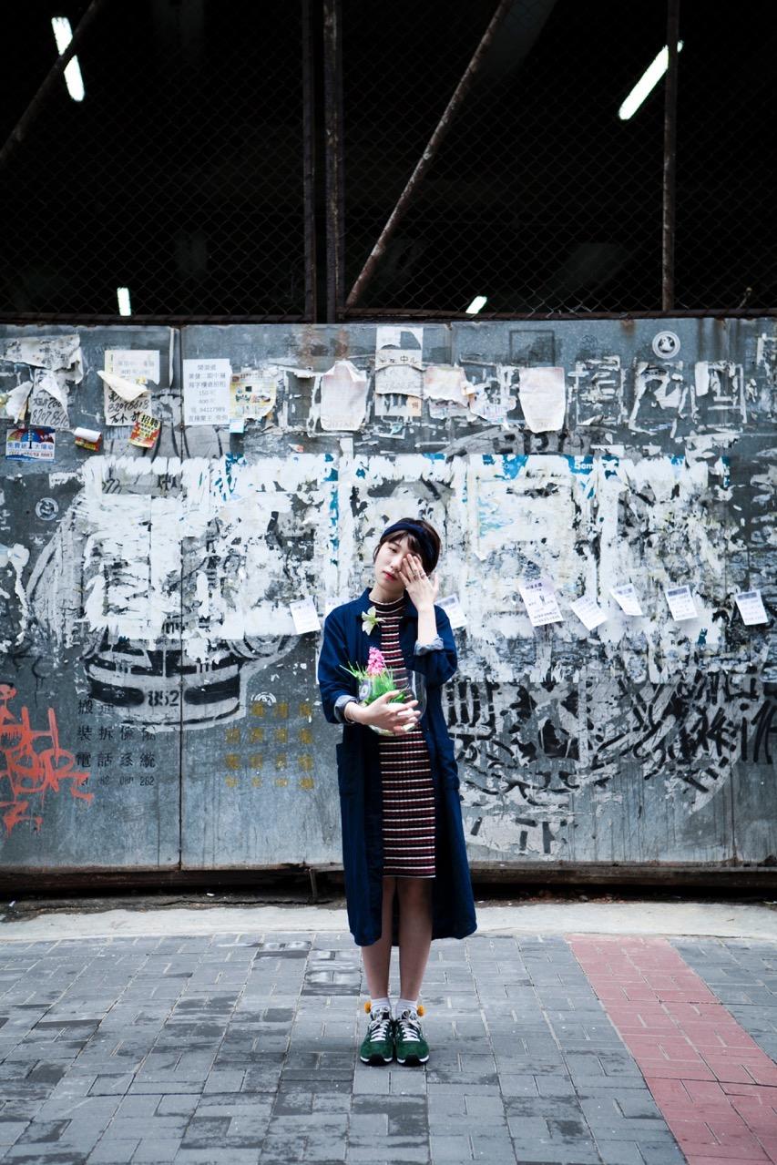 「黑暗情緒給我極大的安全感」攝影師 Jamie Wong
