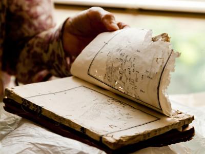 修復古書 重塑歷史