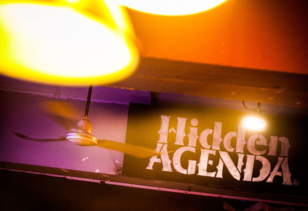 Hidden Agenda(下):場地以外,作為搞手的江湖地位