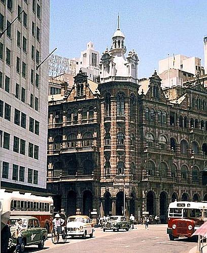 當郵政總局即將被拆,也讓我們看看舊郵政總局……