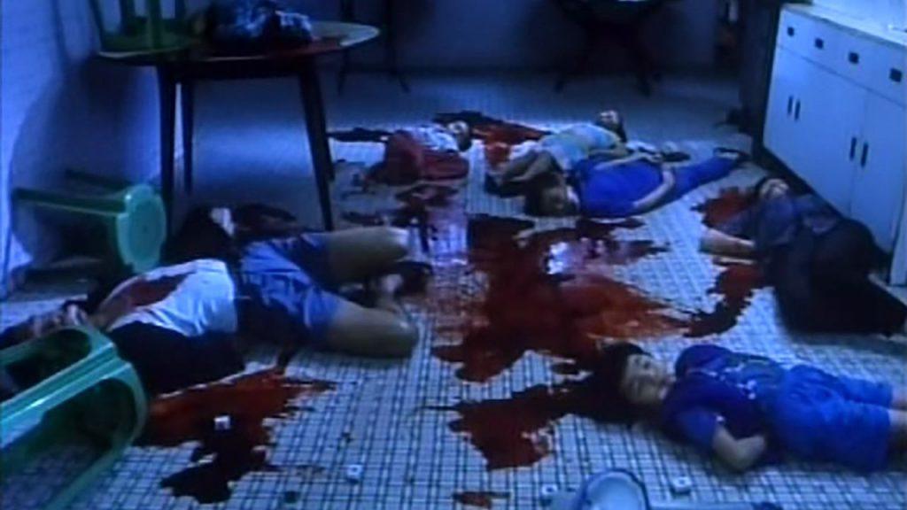 《人肉叉燒包》劇照,唔少人心目中嘅cult片吧。