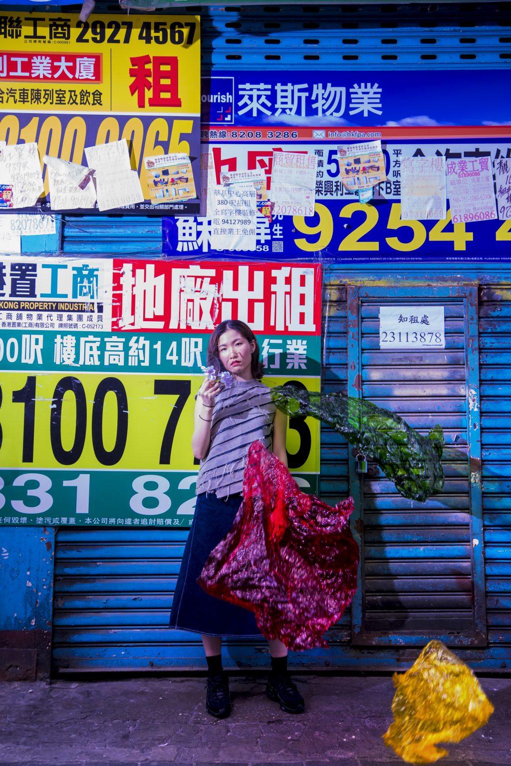尋美 活感 本地時裝設計師 Ka Yan