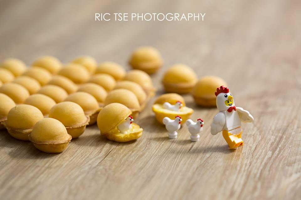 LEGO × 本土 盞鬼攝